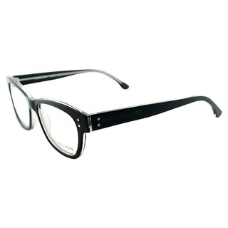 Michael Kors Womens MK 244 027 Black Square Plastic Eyeglasses-52mm