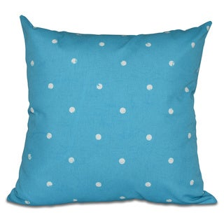 Dorothy Dot Geometric Print 20-inch Pillow