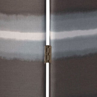 Skyline Furniture Ombre Lines Grey Adult Straight Screen