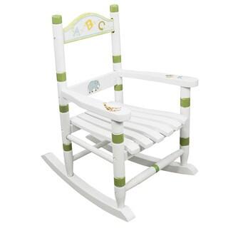 Fantasy Fields Alphabet Rocking Chair