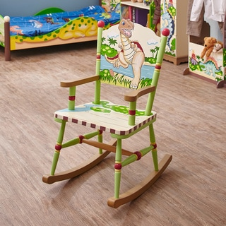 Fantasy Fields Dinosaur Kingdom Rocking Chair