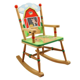 Fantasy Fields Happy Farm Rocking Chair
