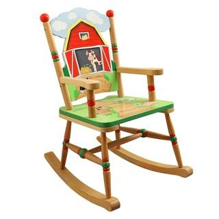 Fantasy Fields Happy Farm Rocking Chair