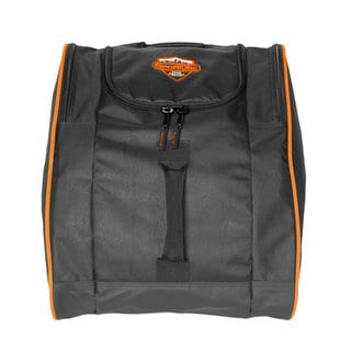Sportube Orange/ Black Traveler Gear and Boot Bag