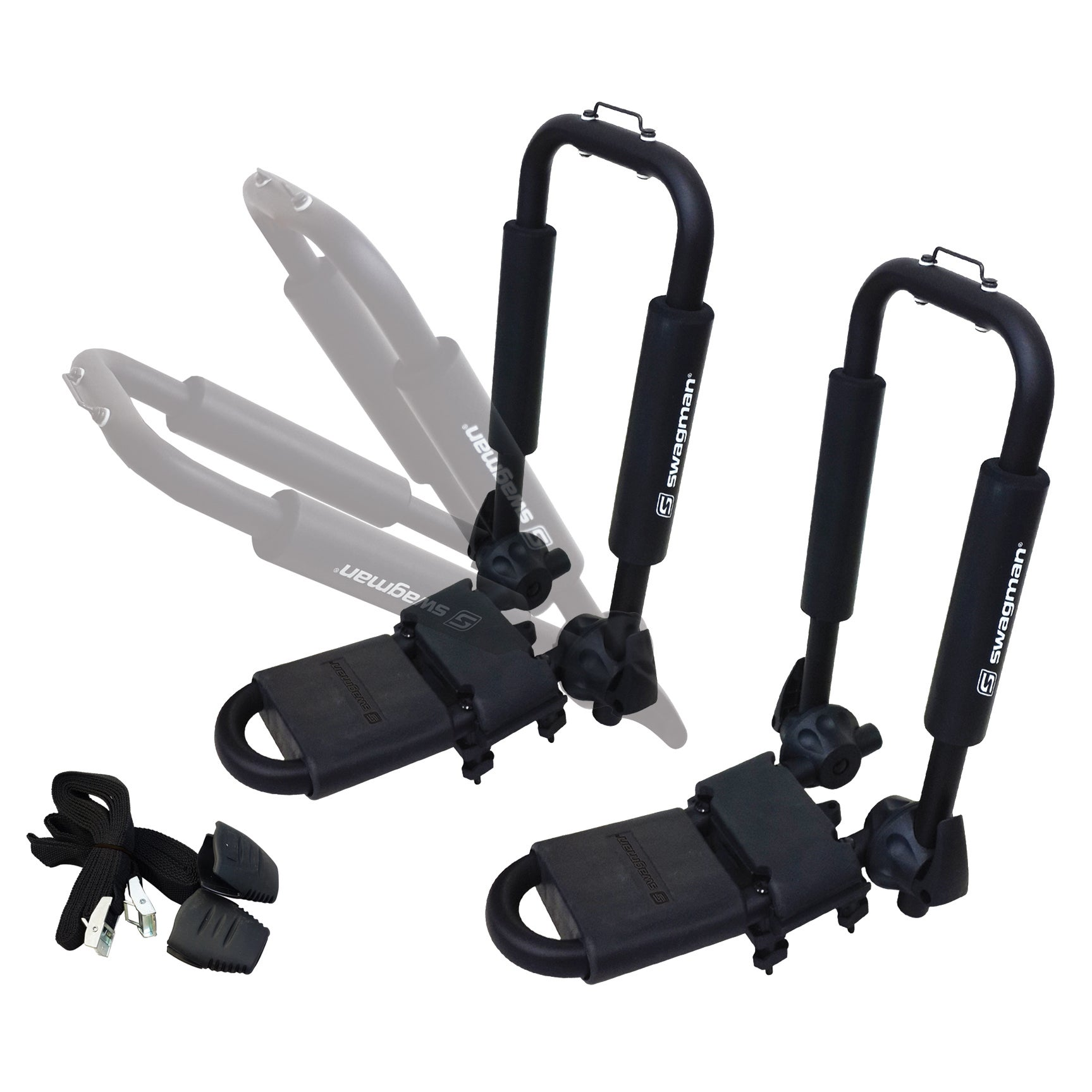 Swagman Bicycle Carriers Folding Contour Universal Mount ...