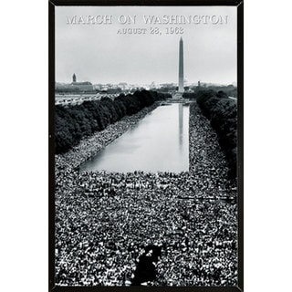 March On Washington Wall Plaque (24 x 36)