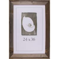 Barnwood Signature Series Picture Frame (24 x 36)