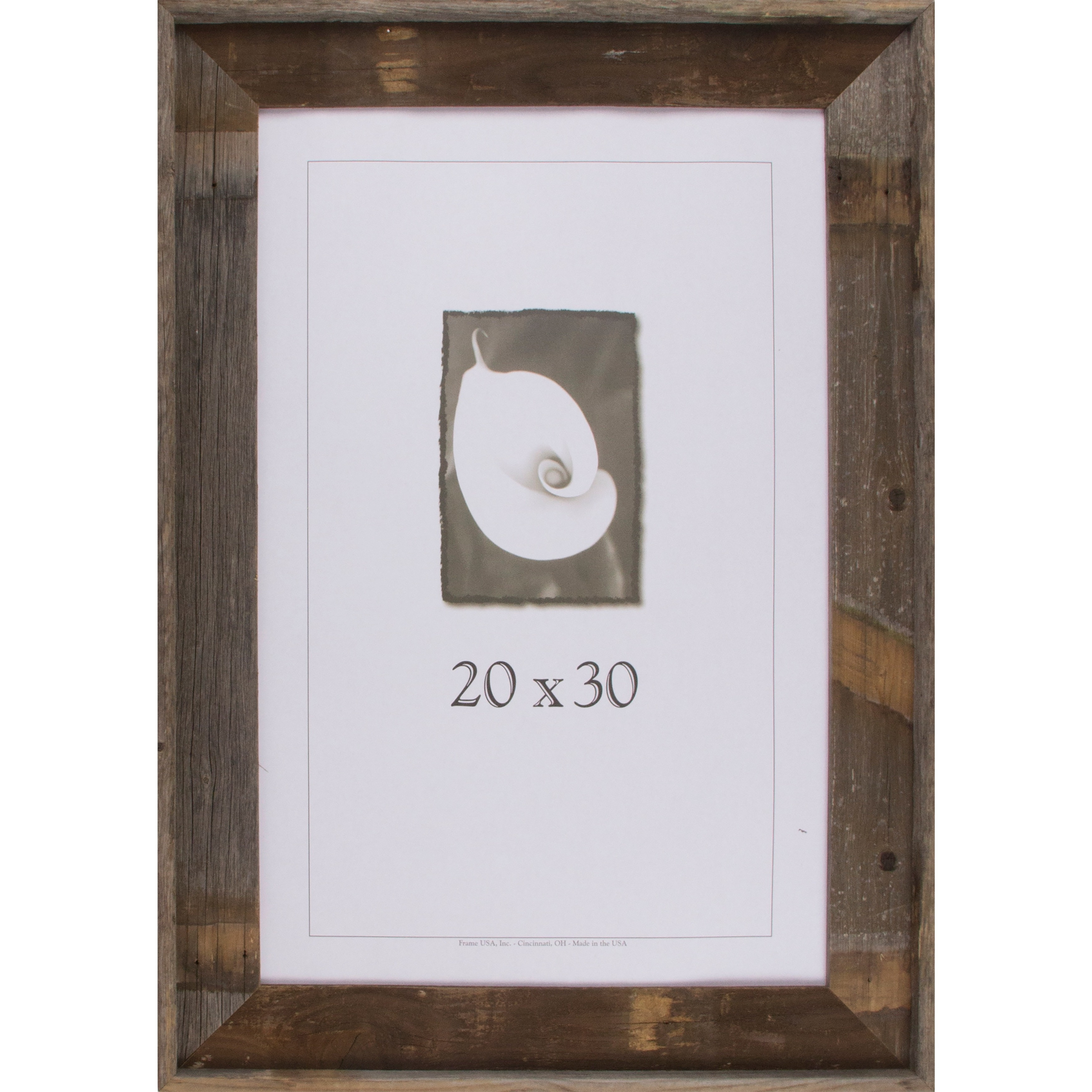 Barnwood Signature Series Picture Frame