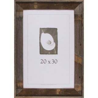 Barnwood Signature Series Picture Frame (20 x 30)