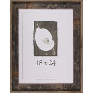 Barnwood Signature Series Picture Frame (18 x 24)|https://ak1.ostkcdn.com/images/products/10810064/P17855384.jpg?impolicy=medium