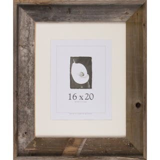 Barnwood Signature Series Picture Frame (16 x 20) https://ak1.ostkcdn.com/images/products/10810065/P17855385.jpg?impolicy=medium
