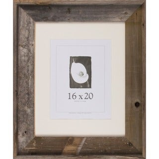 Barnwood Signature Series Picture Frame (16 x 20)