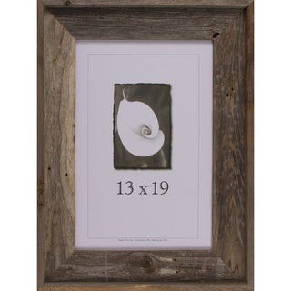 Barnwood Signature Series Picture Frame (13 x 19)