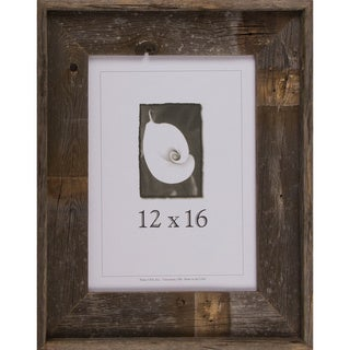 Barnwood Signature Series Picture Frame (12 x 16)