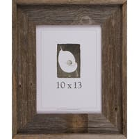 Barnwood Signature Series Picture Frame (10 x 13)