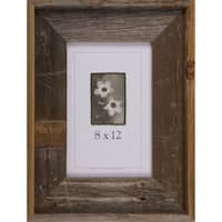 Barnwood Signature Series Picture Frame (8 x 12)