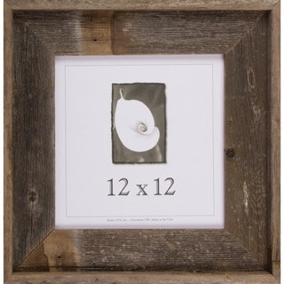 Barnwood Signature Series Picture Frame (12 x 12)