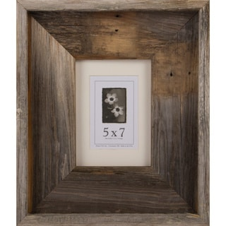 Barnwood Signature Series Picture Frame (5 x 7)
