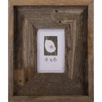 Barnwood Signature Series Picture Frame (4 x 6)