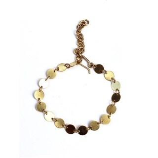 Brass Wangari Bracelet