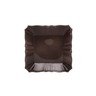 Countryside Moka Square 8.5-inch Salad Plate (Set of 4)