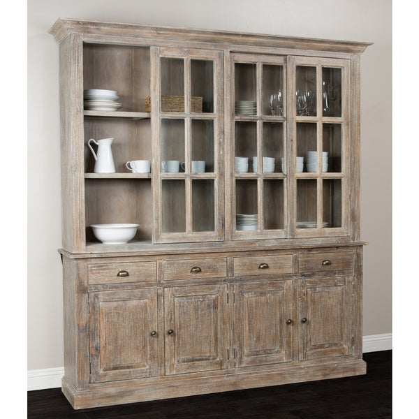 Rockie Wood China Cabinet by Kosas Home - Free Shipping Today ...