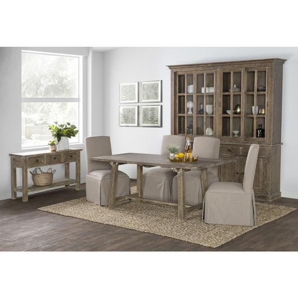 Rockie Wood China Cabinet By Kosas Home