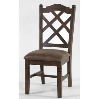 Sunny Designs Savannah Double Crossback Chair