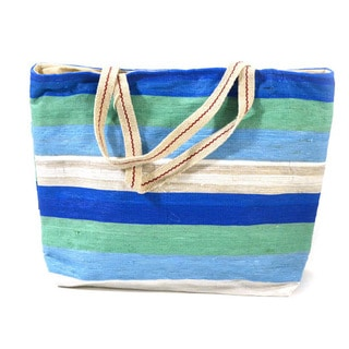 The Breezy Upcycled Tote Bag (India)