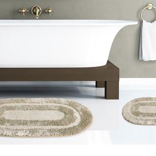 Link to Plush 2-piece Microfiber Bath Rug Set - 20 x 32 - 20 x 32 Similar Items in Bath Mats & Rugs