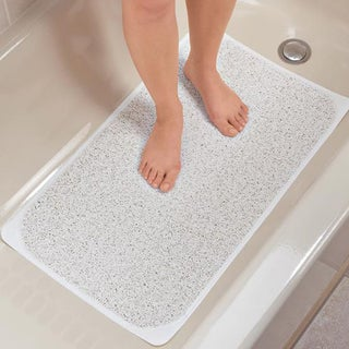 Premium Loofah-Like Non Slip 17 x 29 Bath Mat (3 options available)