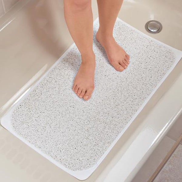 Shop Premium Loofah Like Non Slip 17 X 29 Bath Mat On