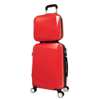 World Traveler Diamond 2-Piece Carry-on Spinner Luggage Set|https://ak1.ostkcdn.com/images/products/10810559/P17855822.jpg?impolicy=medium