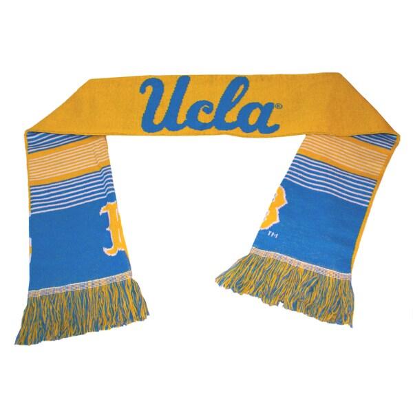 Forever Collectibles UCLA Bruins Split Logo Reversible Scarf