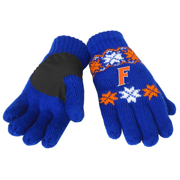 Forever Collectibles Florida Gators Lodge Gloves with Padded Palms