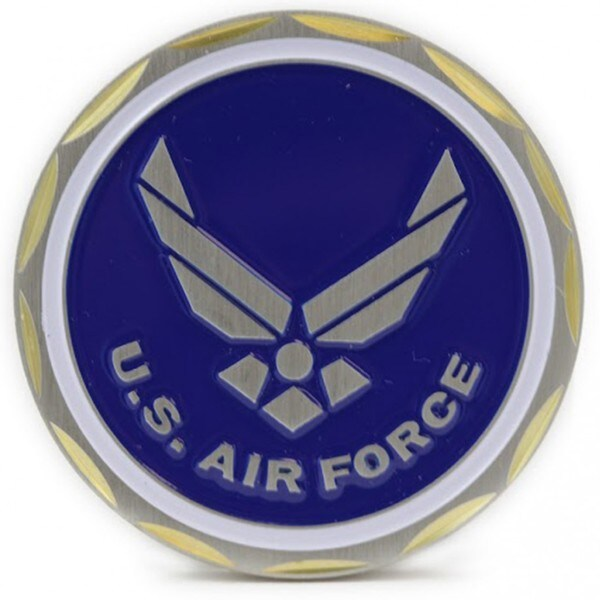 Air Force Emblem and Logo Coin