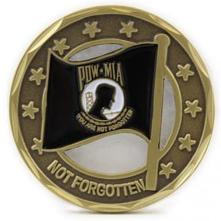 Pray For Our Military Commemorative Coin Free Shipping