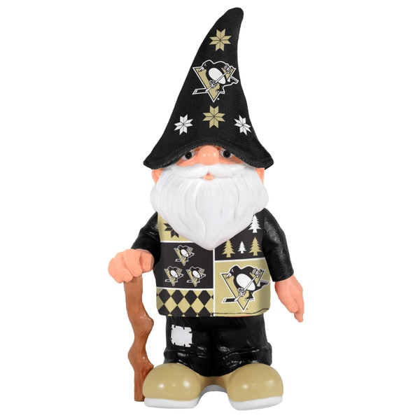 Forever Collectibles Pittsburgh Penguins Real Ugly Sweater Gnome