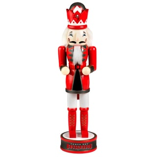 Forever Collectibles Tampa Bay Buccaneers 14-inch Collectible Nutcracker