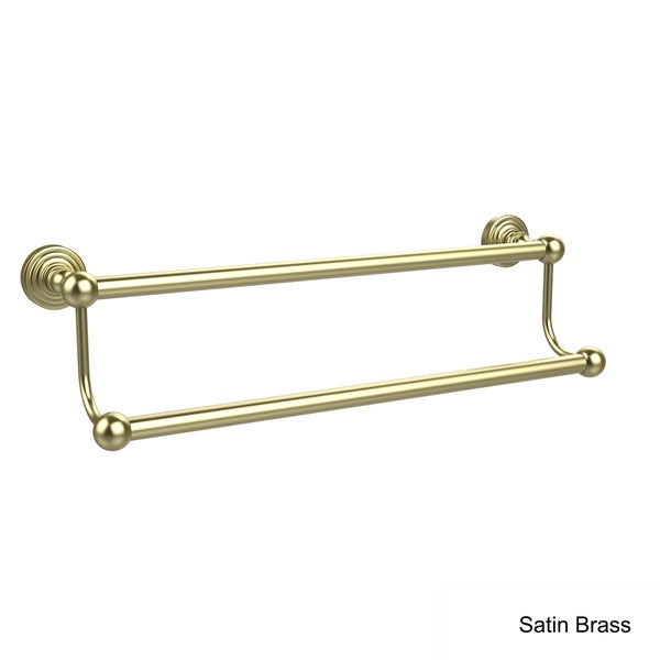 Allied Br Waverly Place Collection 18 Inch Double Towel Bar Free Shipping Today 17855769