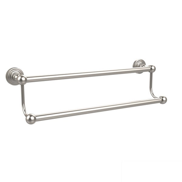 Allied Br Waverly Place Collection 18 Inch Double Towel Bar