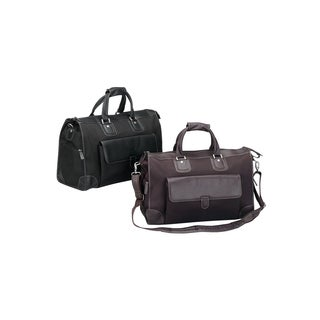 Bellino Executive Lawyer Doctor Carry-on Cotton Duffel