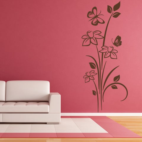 Daff Vinyl Mural Wall Decal