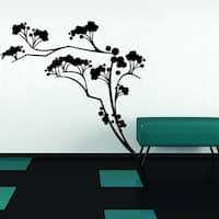 Ball Tree Vinyl Mural Wall Decal