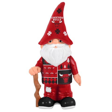 Forever Collectibles Chicago Bulls Real Ugly Sweater Gnome