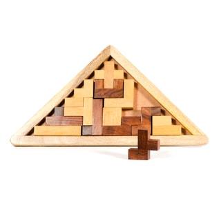 Handmade Pyramid Puzzle (India)