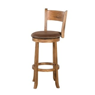 Sunny Designs Sedona Swivel Bar Stool