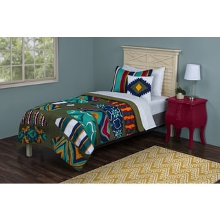 Rizzy Home Surf's Up Comforter Set