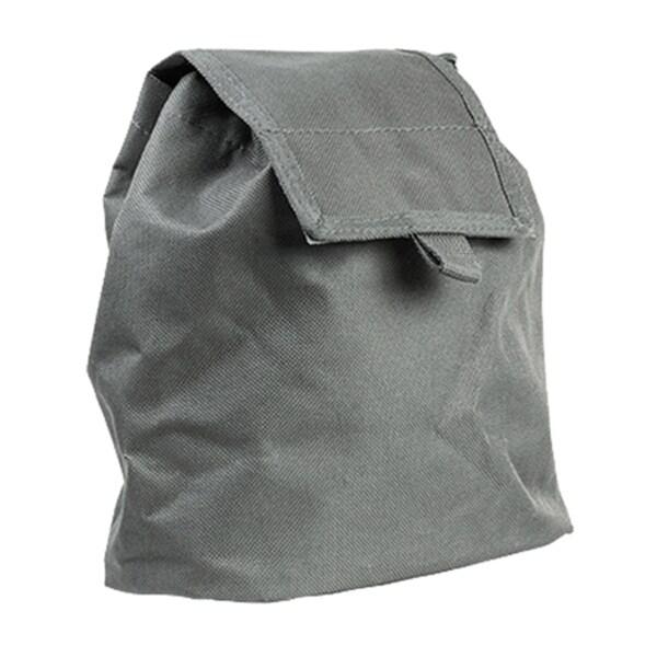 NcStar Folding Dump Pouch Urban Gray