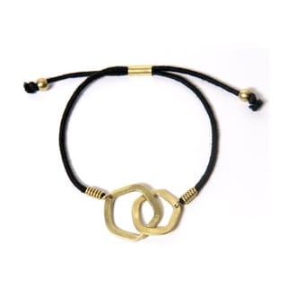 Brass Paka Bracelet